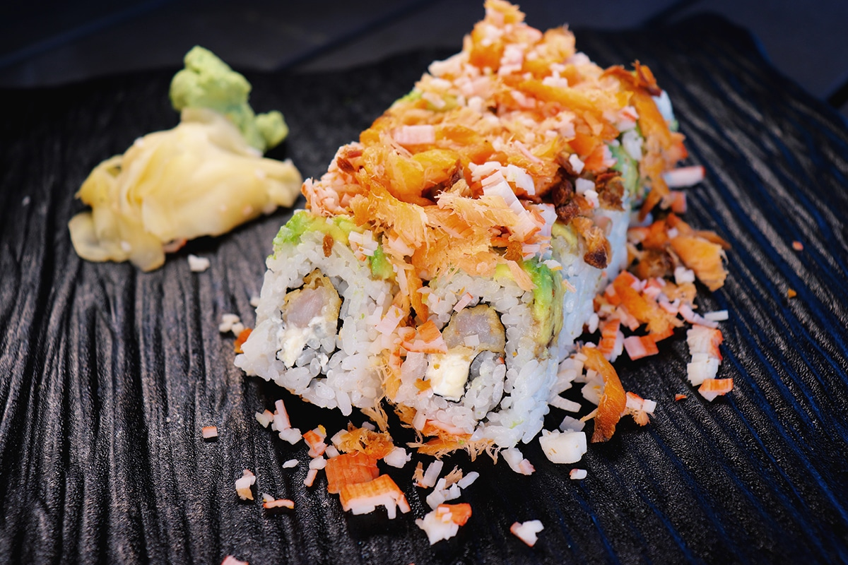 Mother Earth Roll